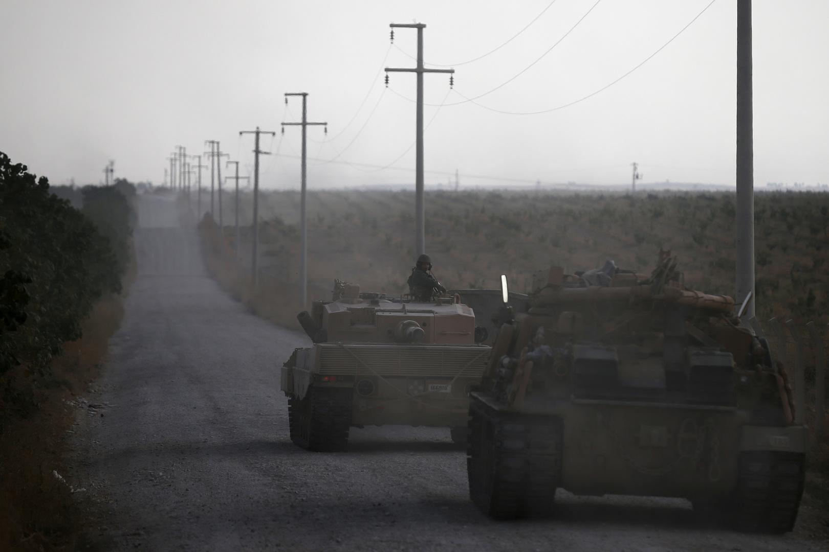 وزارة الدفاع التركية: تحييد 10 إرهابيين في منطقة