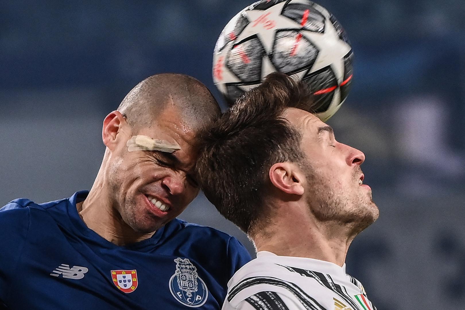 المنتخب البرتغالي يخسر بيبي