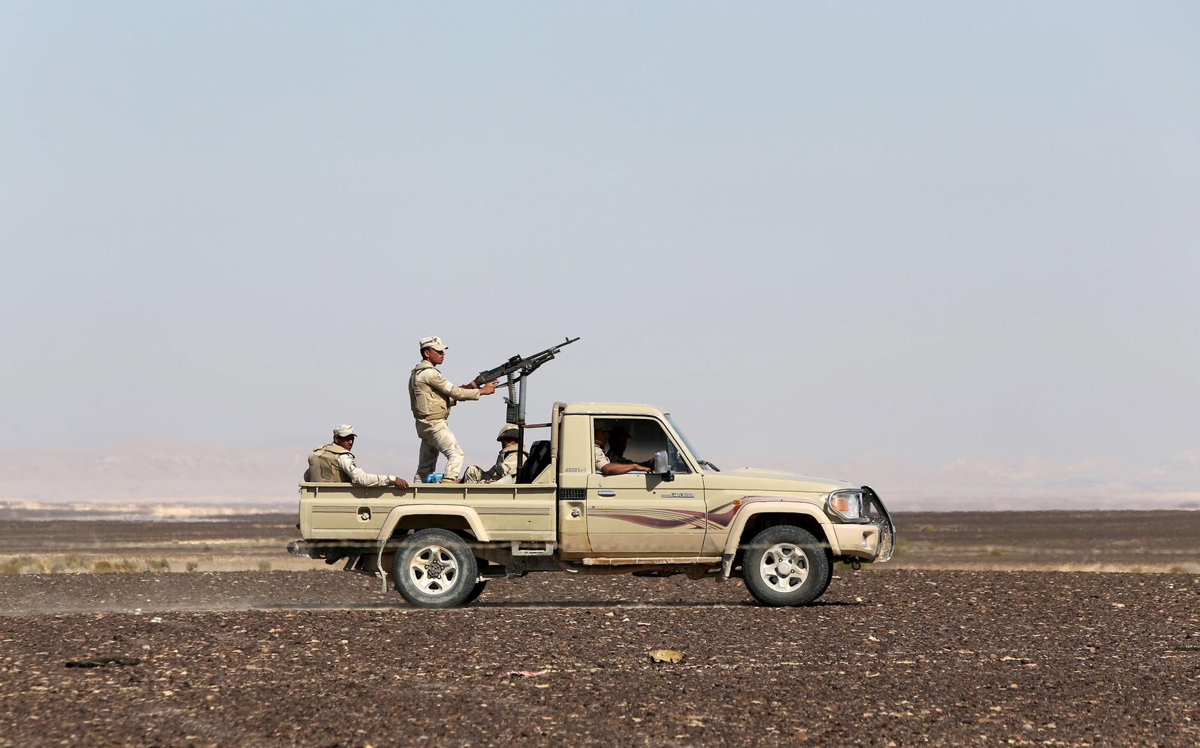 سيارة للجيش المصري، أرشيف