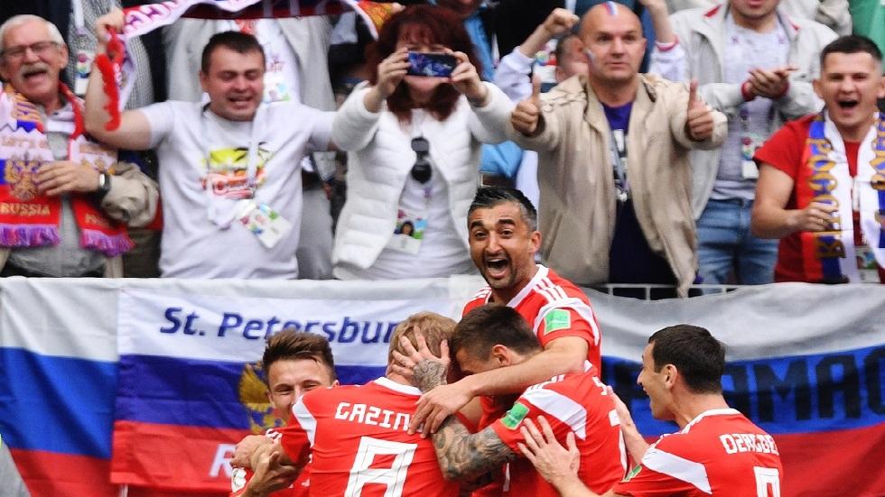 الكشف عن قميص المنتخب الروسي خلال بطولة أمم أوروبا لكرة القدم (صور)