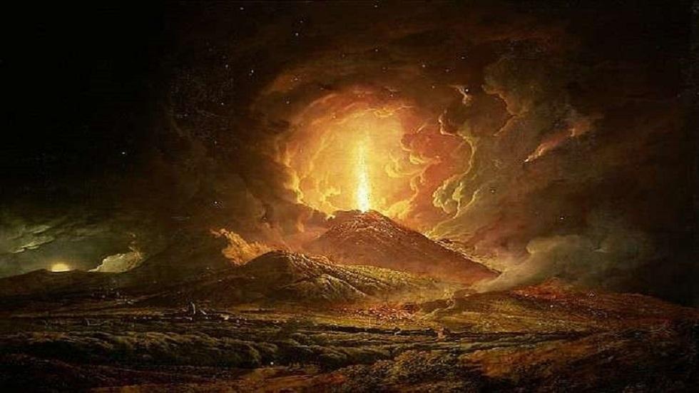 باحثون يكشفون كيف أباد بركان فيزوف الناس في بومبي خلال 15 دقيقة!
