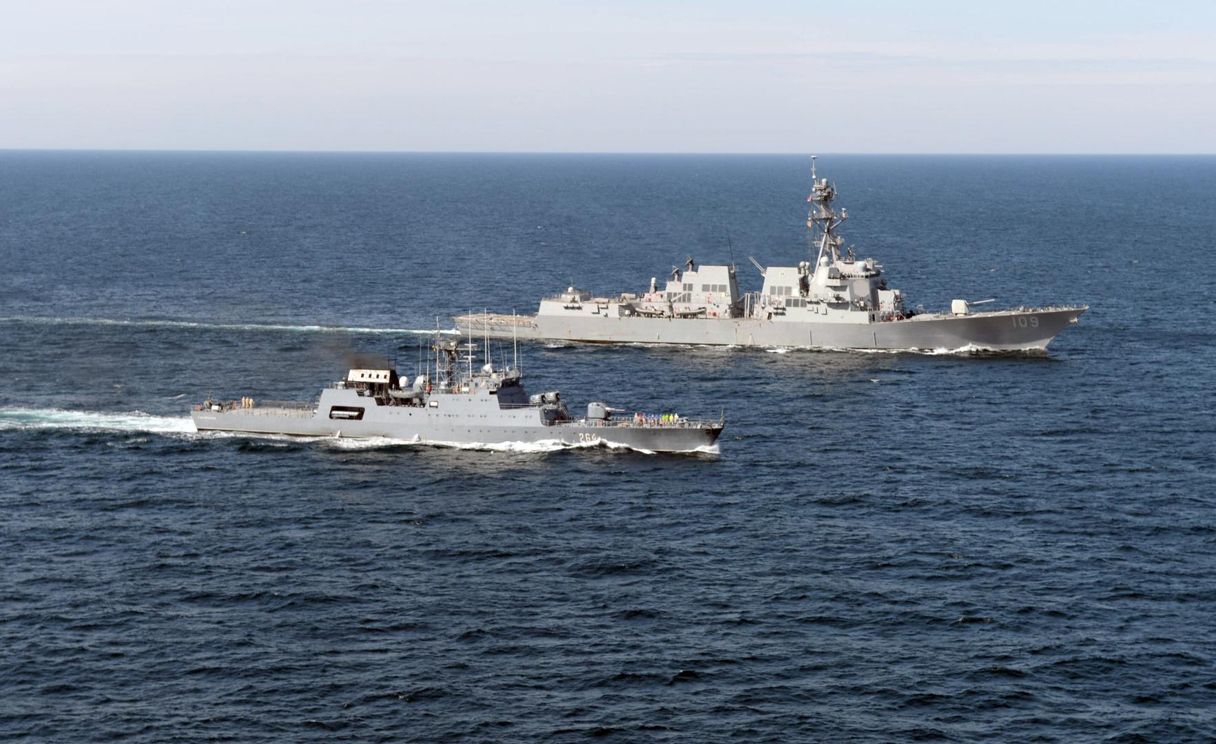 ستولتنبيرغ: الناتو وجه رسالة واضحة إلى روسيا في البحر الأسود