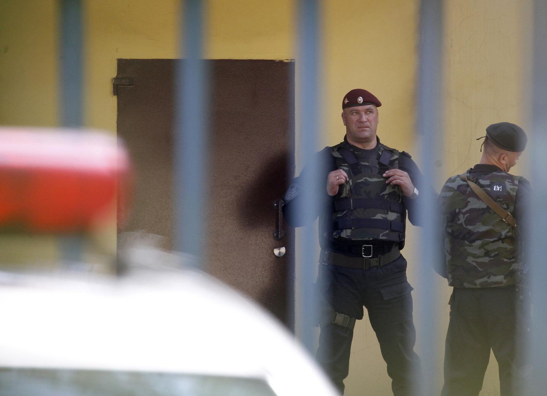 الأمن الفدرالي الروسي يلقي القبض على تلميذ كان يخطط لهجوم على زملائه في الفصل