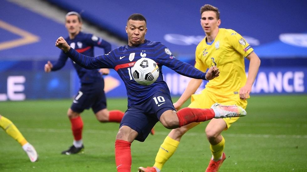 تصفيات مونديال قطر.. أوكرانيا تفرض التعادل على بطلة العالم فرنسا (فيديو)