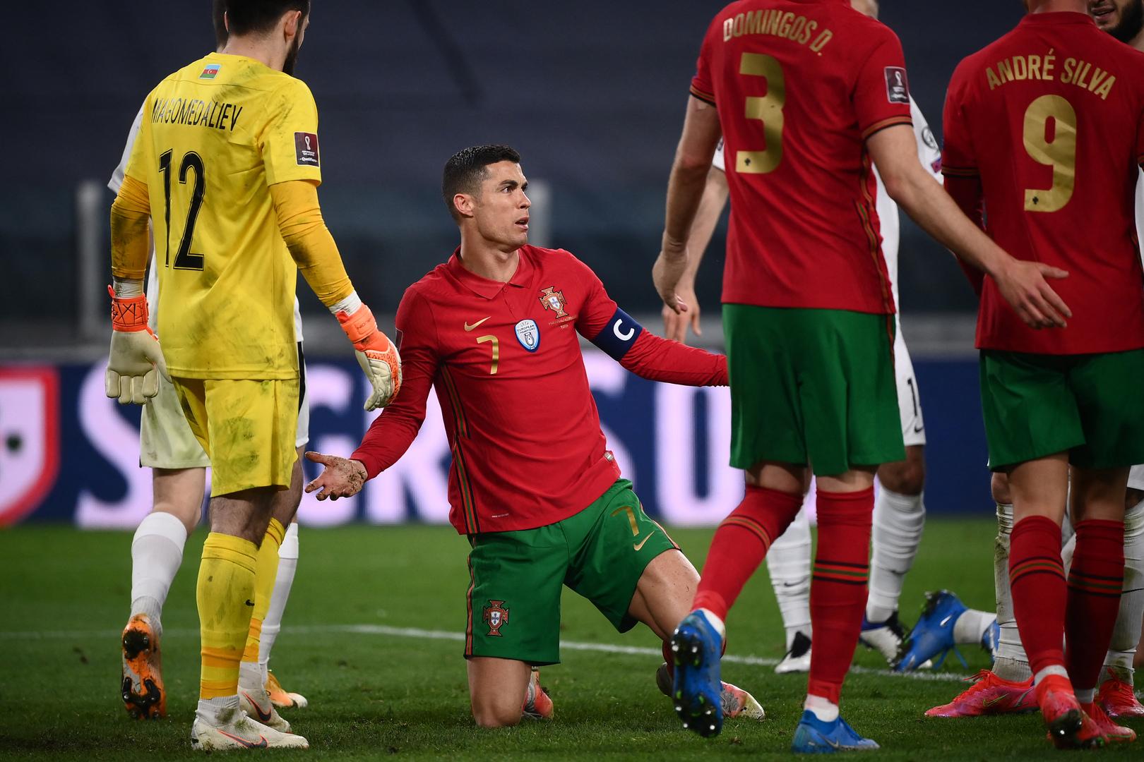 بداية مثالية لبلجيكا ومتواضعة للبرتغال في تصفيات مونديال قطر