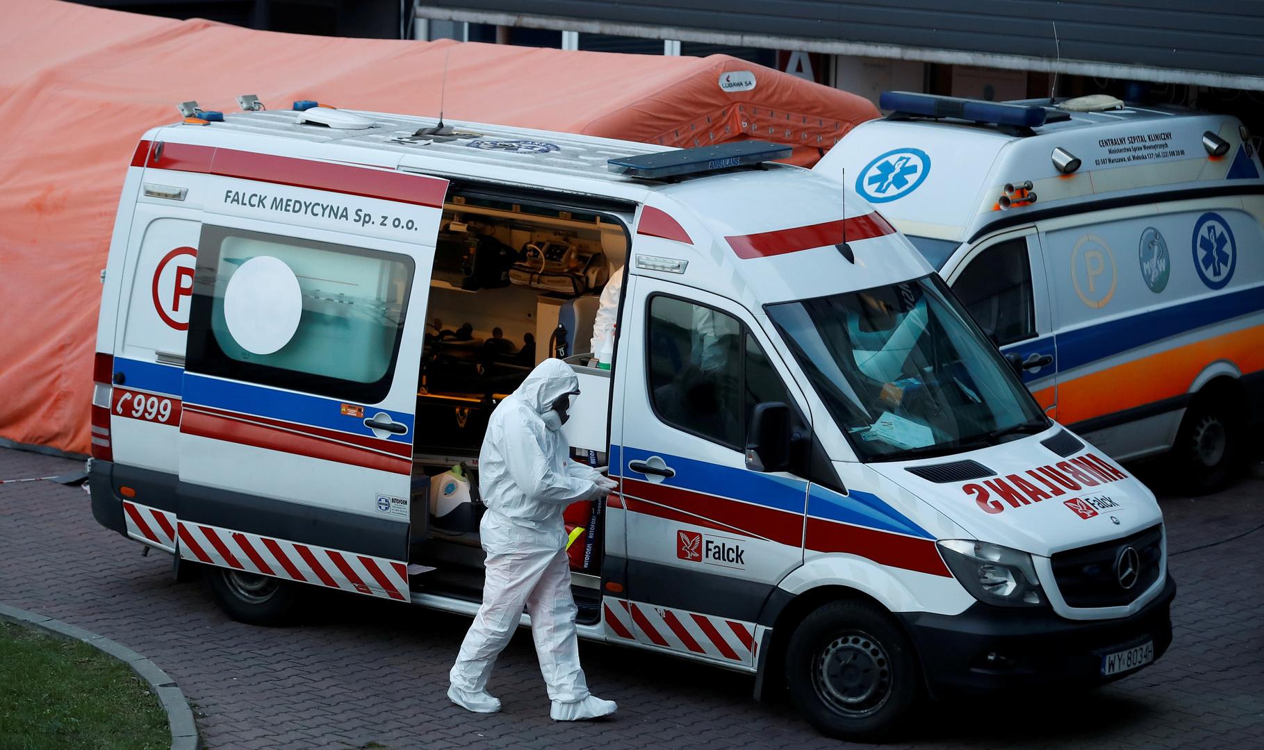 بولندا تسجل رقما قياسيا لعدد الإصابات بكورونا
