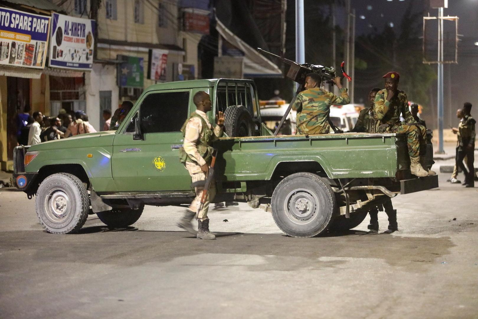 تفجير يودي بحياة ضابط في الجيش الصومالي