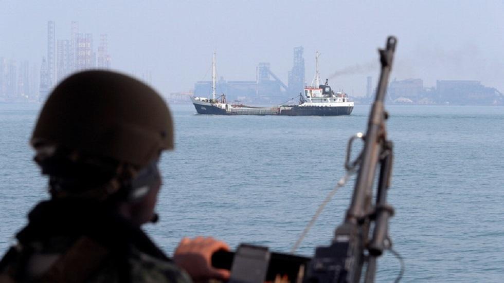 بحر العرب وخليج عمان - أرشيف