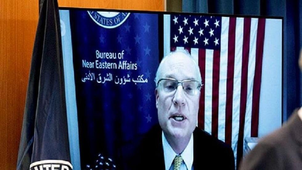 المبعوث الأمريكي الخاص إلى اليمن تيموثي ليندركينغ