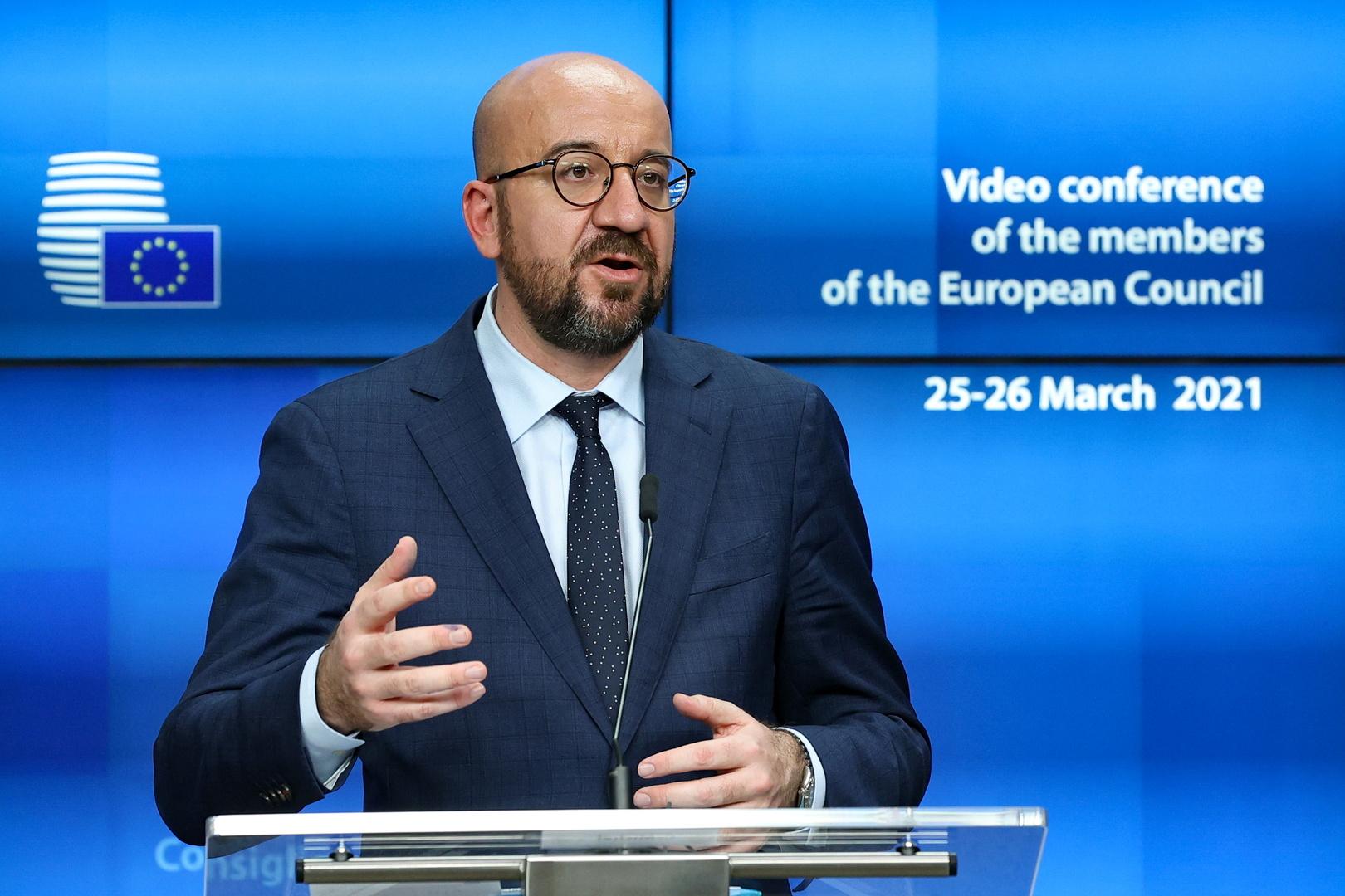 European Union: Turkey should stick to its moderate behavior