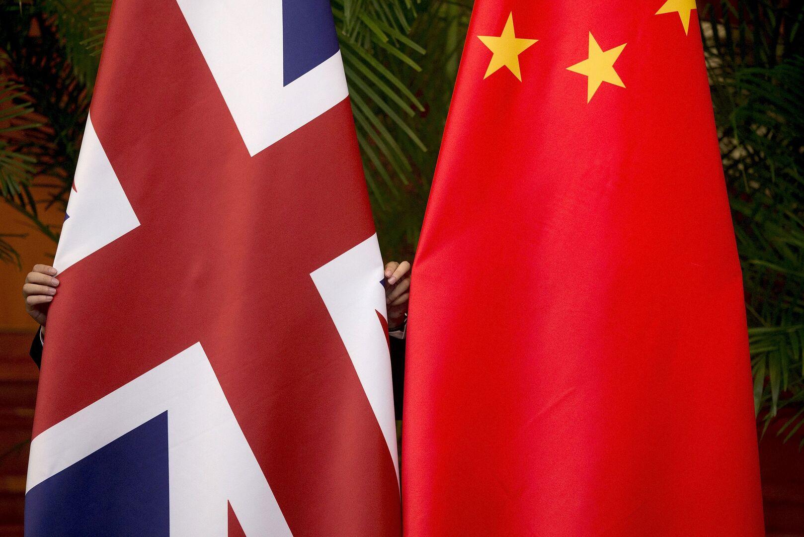 الصين تفرض عقوبات على بريطانيا بسبب