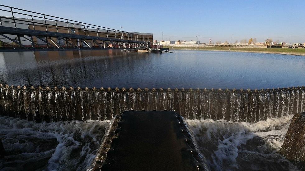 تنقية مياه الصرف الصناعية بطريقة