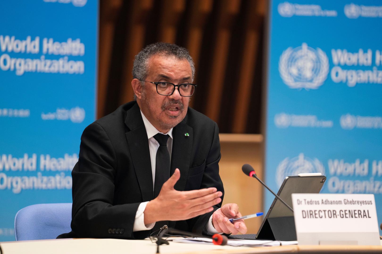 منظمة الصحة العالمية تحذر من قيام جماعات إجرامية بعروض لتزويد لقاحات كورونا