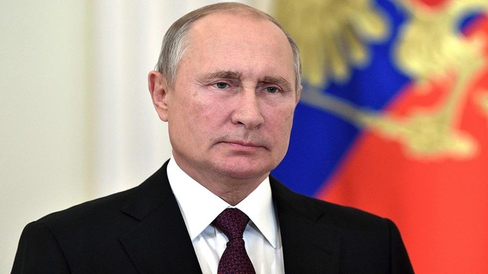 بوتين يعزي السيسي في ضحايا تصادم القطارين في سوهاج