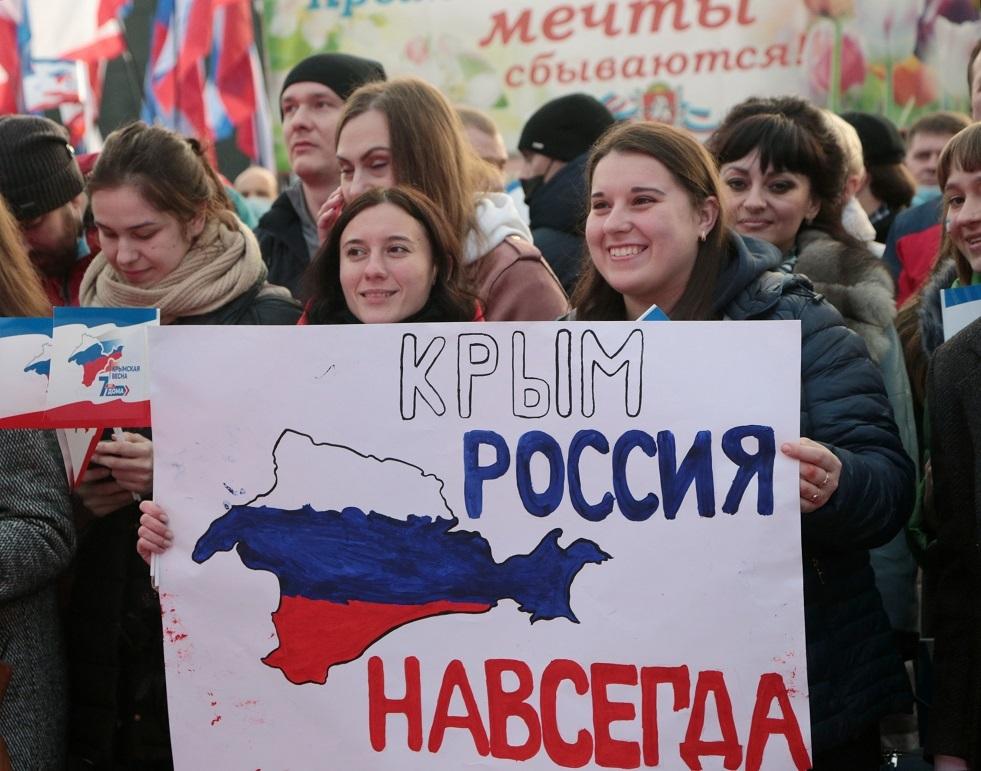 القرم تعتزم مقاضاة أوكرانيا بسبب الحصار