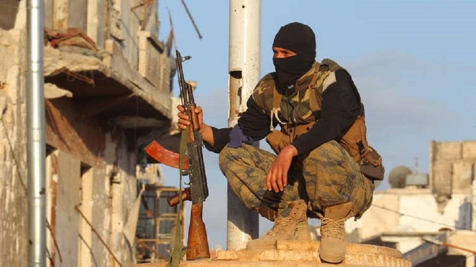 أحد عناصر جبهة النصرة - صورة أرشيفية