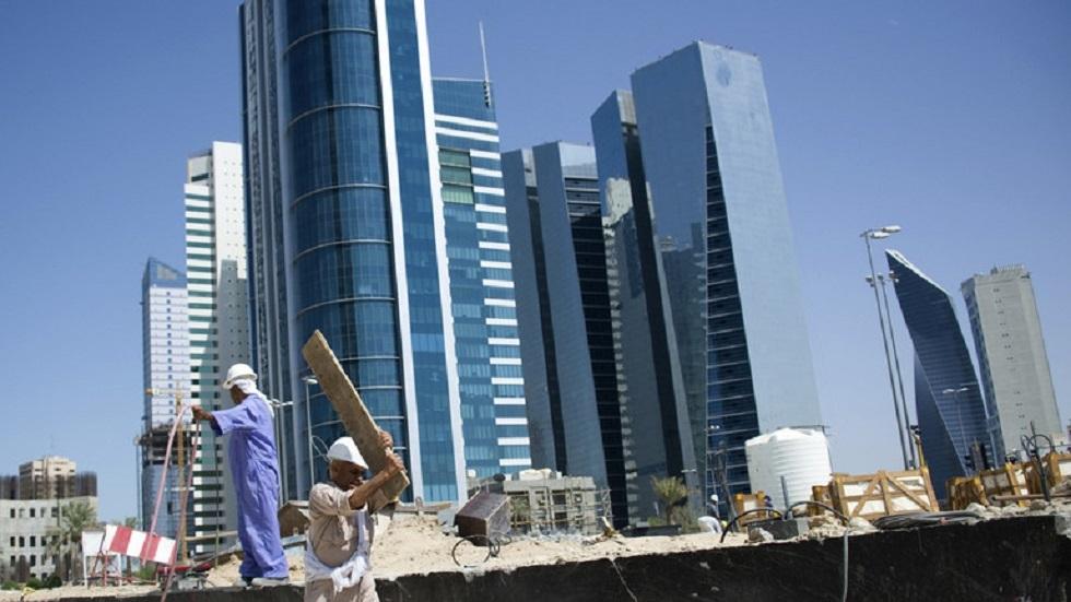 مشاريع البناء في الكويت - أرشيف