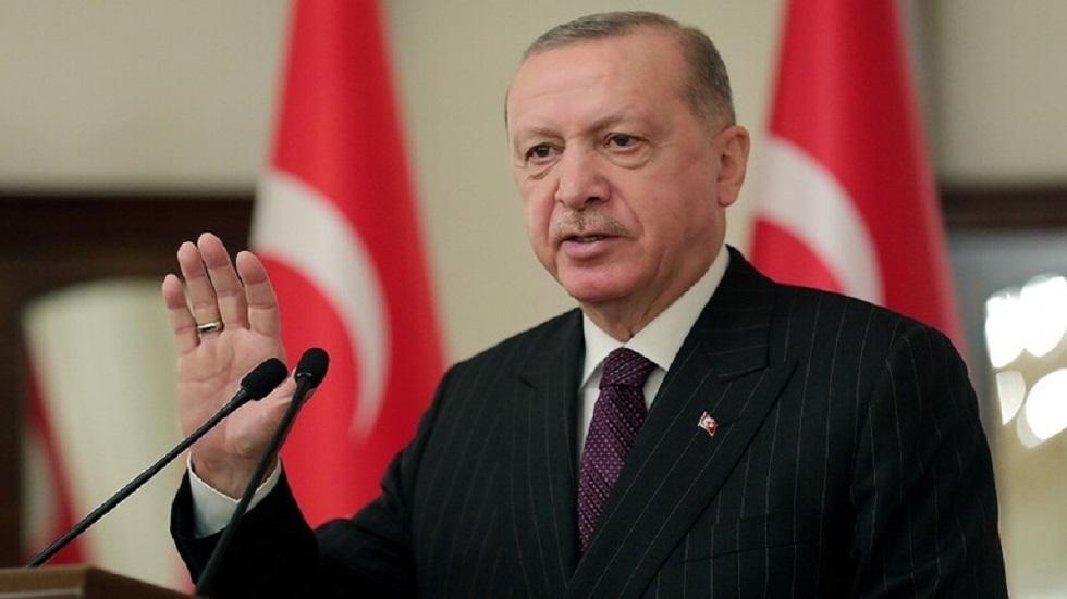 أردوغان يهنئ اليهود بـ