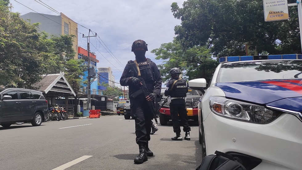 إصابات بتفجير انتحاري استهدف كنيسة في إندونيسيا