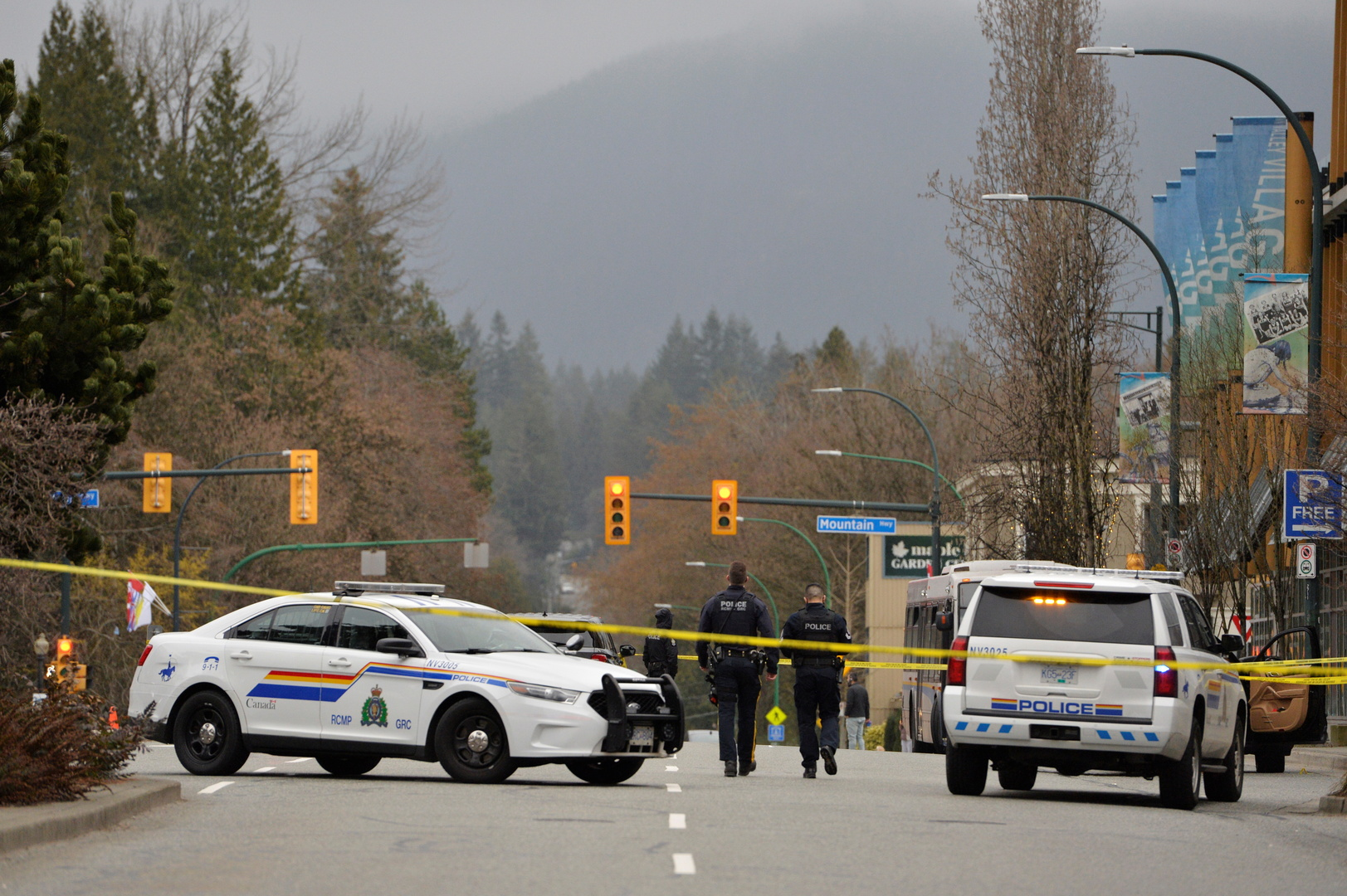 مقتل امرأة وإصابة عدة أشخاص بحادث طعن في كندا