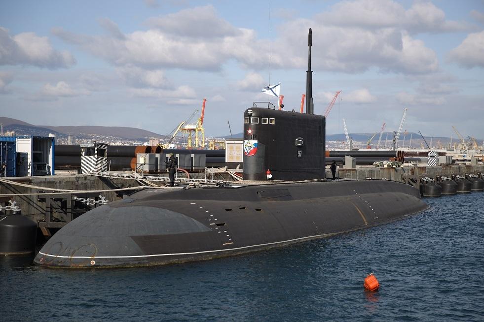 البحرية الروسية تكشف سر الغواصة المسماة غربيا