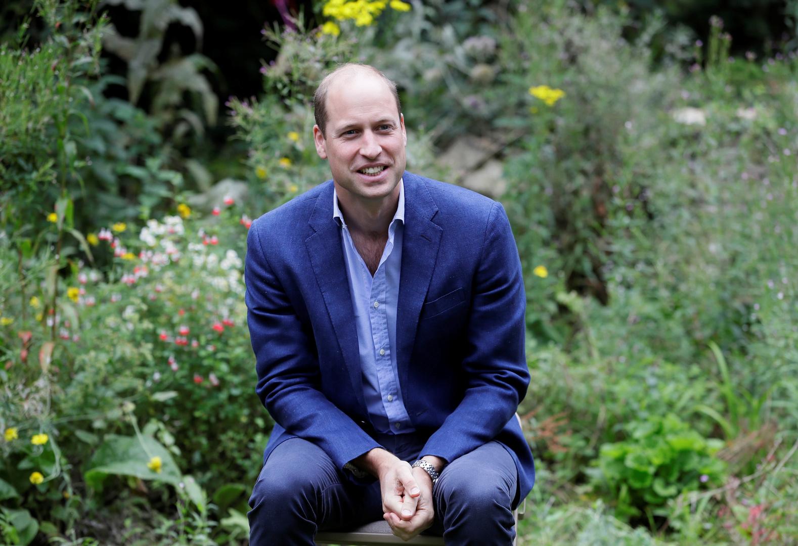 الأمير البريطاني، ويليام