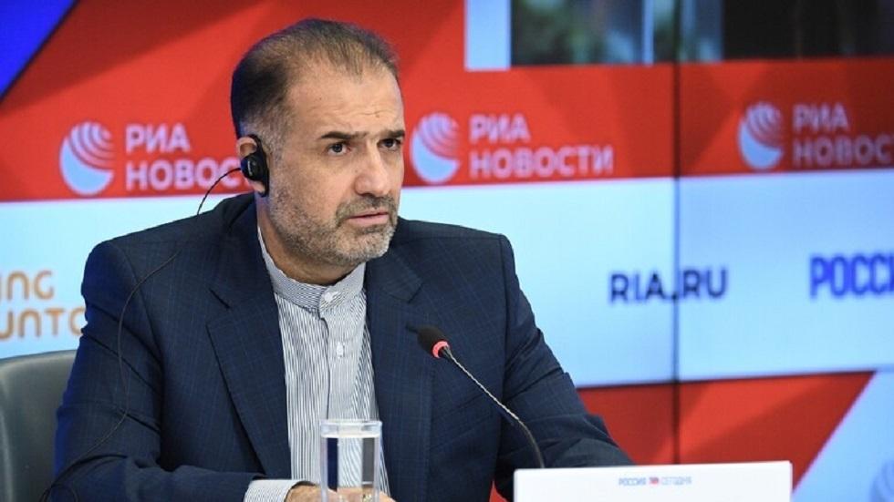 سفير إيران لدى موسكو: ضرورة تفعيل ممر