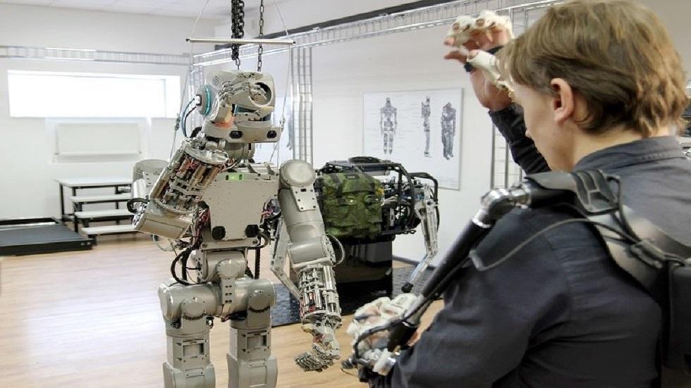 الروبوت فيودور