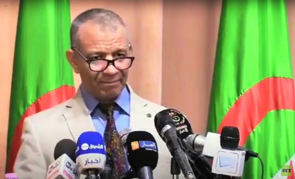 عبد القادر بن قرينة، رئيس حركة البناء الوطني الجزائرية