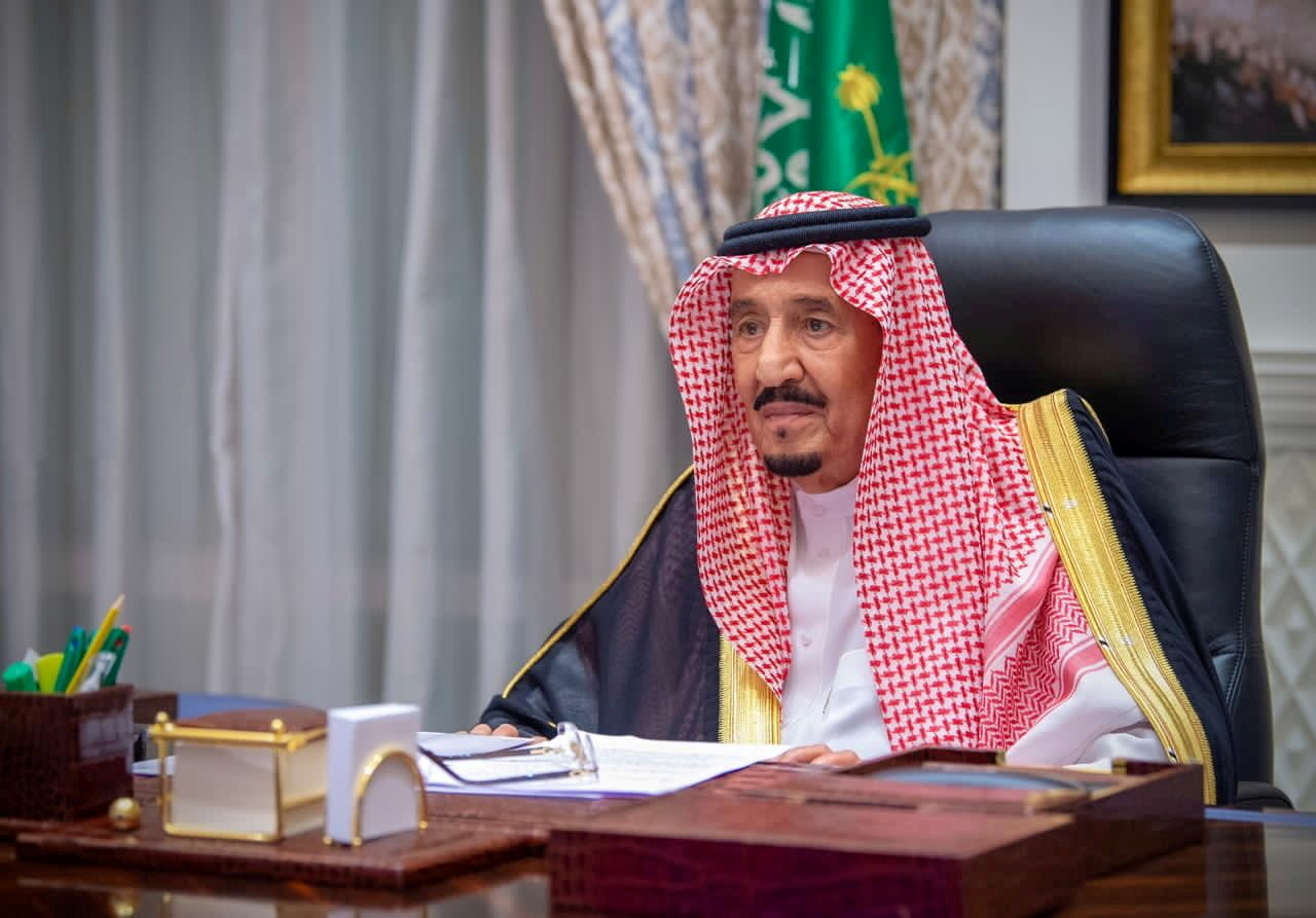 الملك السعودي يوجه بإمداد الأردن بالأوكسجين الطبي