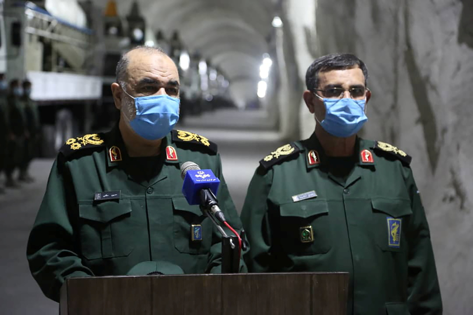 الحرس الثوري الإيراني: الخيار العسكري لم يعد مطروحا ضدنا وإيران ستكون مقبرة للمعتدين