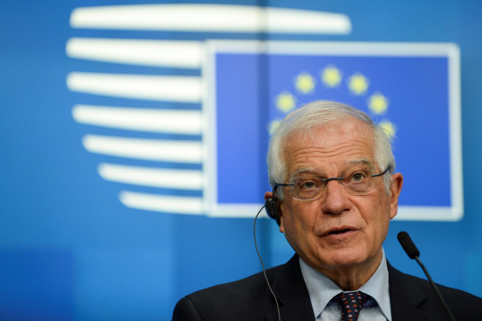 الاتحاد الأوروبي: على دمشق إدراك أهمية تنفيذ القرارات الأممية