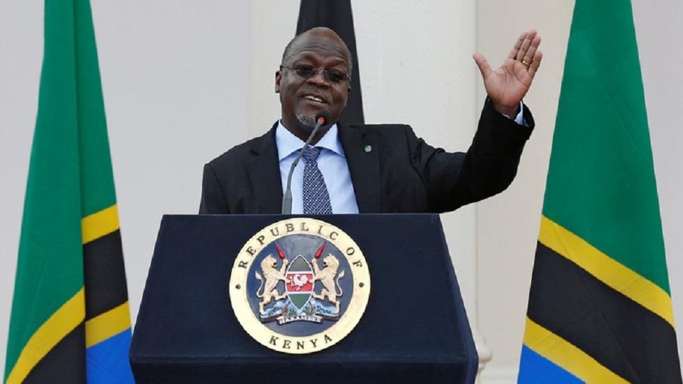 45 قتيلا في مراسم تشييع رئيس تنزانيا الراحل جون ماغوفولي