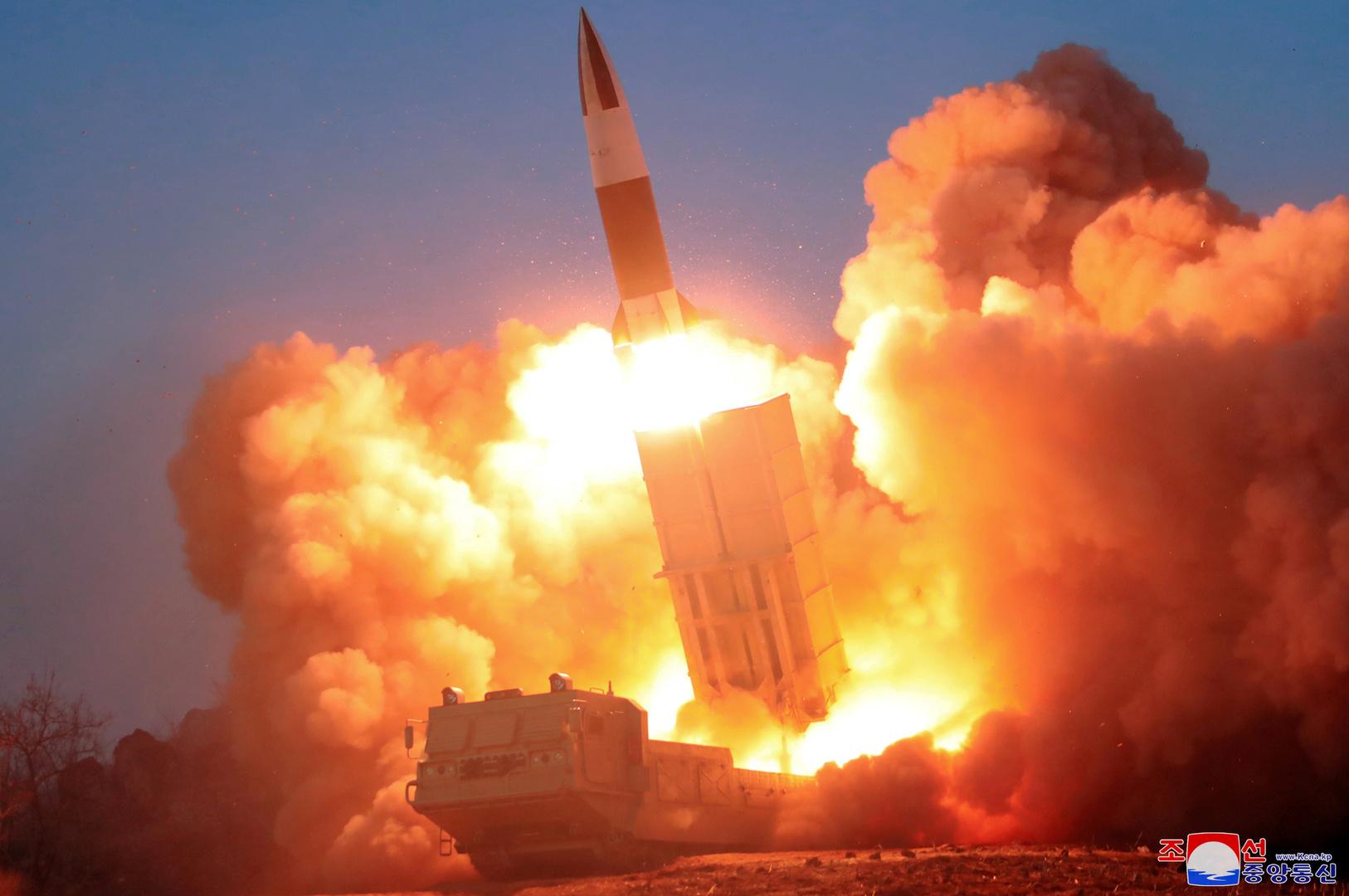 مصدر: معظم أعضاء مجلس الأمن دانوا إطلاق كوريا الشمالية للصواريخ