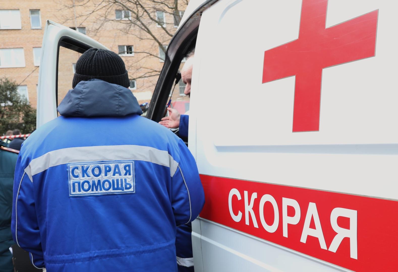 تسمم 5 أطفال بأول أكسيد الكربون جنوب روسيا
