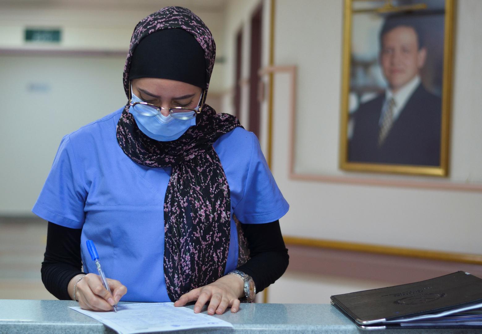 الأردن يسجل أعلى حصيلة أسبوعية لإصابات ووفيات كورونا في منطقة شرق المتوسط
