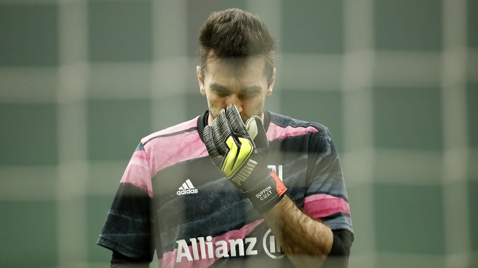 Juventus goalkeeper Buffon was fired on charges