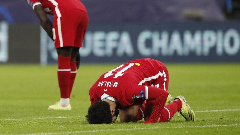 ليفربول ينشر هدف محمد صلاح المنافس على جائزة الأفضل (فيديو)