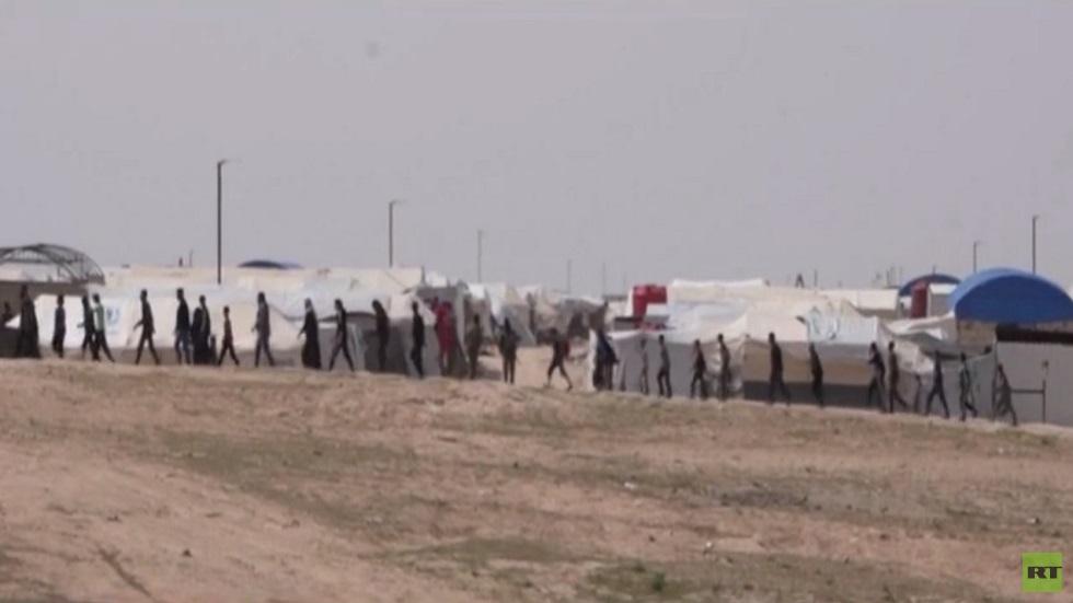 مخيم الهول.. حملة أمنية ضد مرتكبي الجرائم