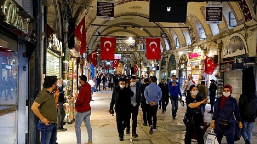 تركيا تسجل أعلى حصيلة إصابات يومية بكورونا منذ بدء الجائحة