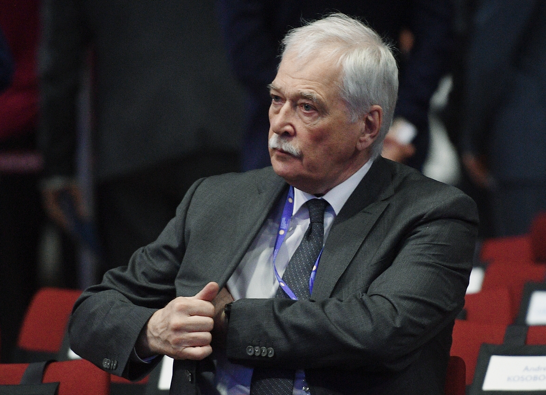 مفوض روسيا: سمعة أوكرانيا في عملية التفاوض قريبة من الصفر