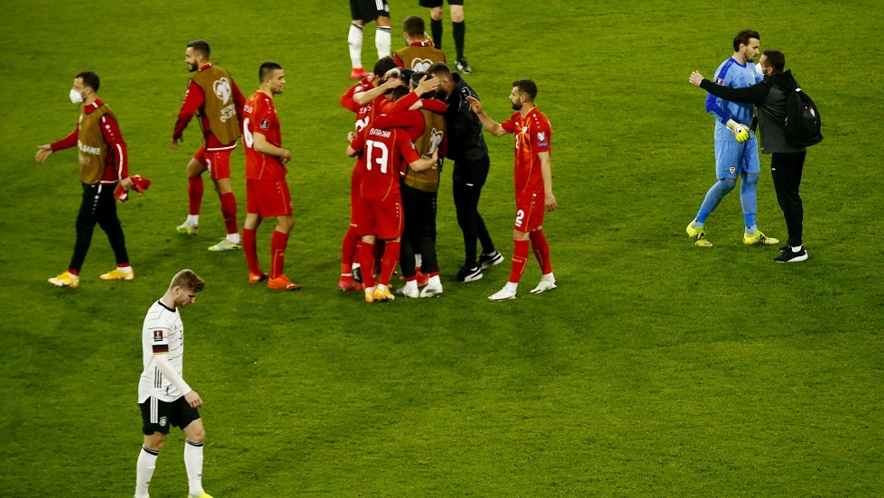 هزيمة مدوية لألمانيا في تصفيات مونديال قطر 2022 (فيديو)