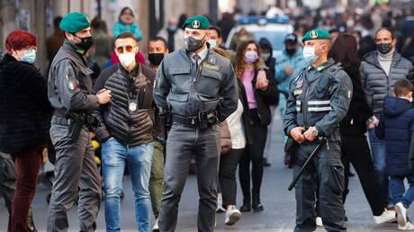 إيطاليا.. 246 وفاة و13114 إصابة جديدة بفيروس كورونا