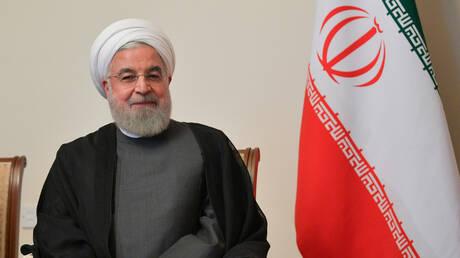 روحاني لماكرون: الاتفاق النووي غير قابل لإعادة التفاوض