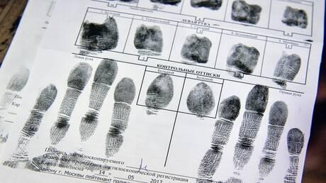 الداخلية الروسية تنوي مدّ فترة تخزين بصمات أصابع المواطنين حتى 100 عام