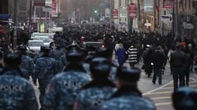 المعارضة الأرمنية تقترح صفقة على باشينيان