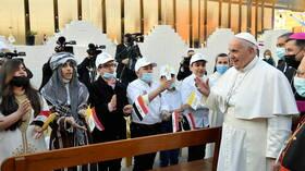 العراق.. أربيل تستعد لاستقبال البابا فرنسيس وتستمر بإغلاق منافذها مع نينوى وكركوك