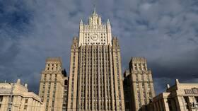 موسكو توجه تحذيرا إلى كييف بشأن دونباس والقرم