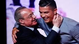 قادة ريال مدريد يرحبون بعودة رونالدو ويوفنتوس يحدد سعره