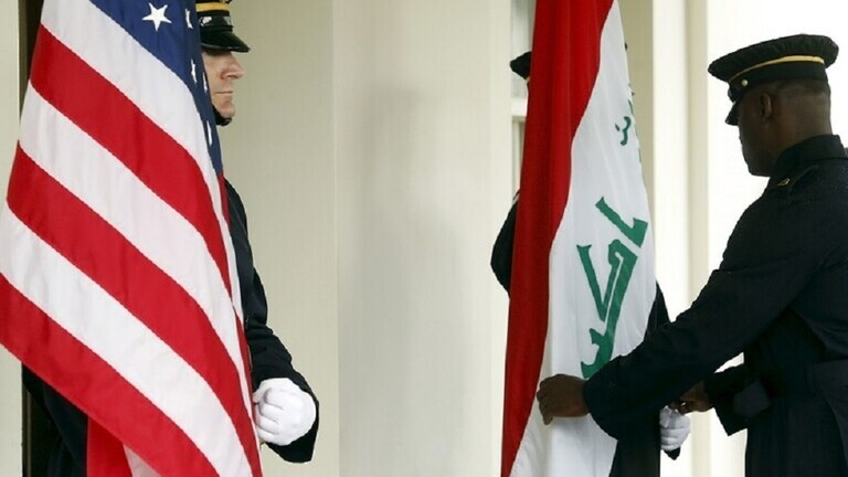 Baghdad and Washington are discussing security cooperation and the formation of a joint military committee 6078b7304236044f006e5ebf